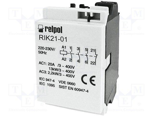 RIK40-40-230* ราคา 1,560 บาท
