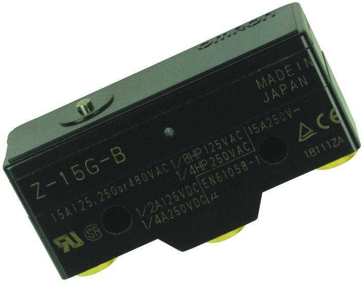 OMRON Z-15G-B ราคา 132.54 บาท