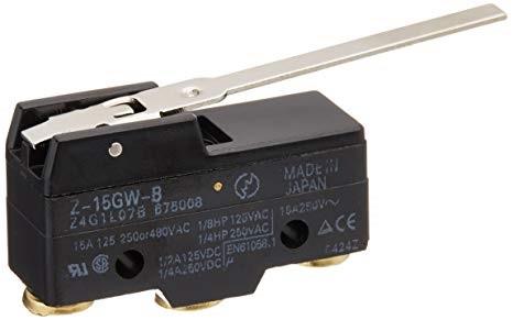 OMRON Z-15GW-B ราคา 139.84 บาท