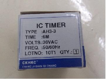ICTMER AH3-3  6M 36VAC ราคา 500 บาท