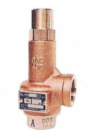 YOSHITAKE Air/Water/Oil JIS Rc Screwed Trim SUS AL-150T