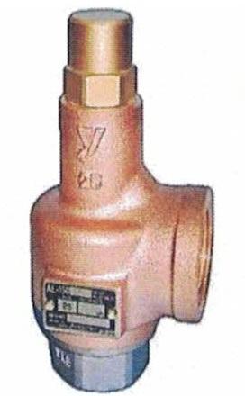 YOSHITAKE Steam/Air/Water/Oil JIS Rc Screwed Trim SUS AL-150H