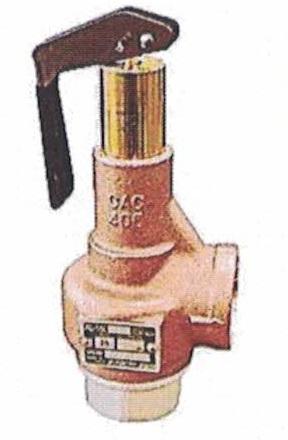 YOSHITAKE Steam/Air JIS Rc Screwed Trim SUS AL-150HL