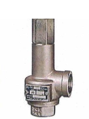 YOSHITAKE Steam/Air/Water/Oil JIS Rc Screwed Trim SUS AL-140