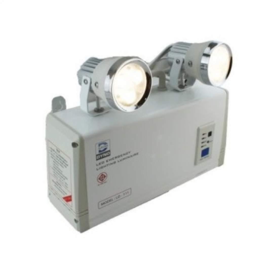 DYNO ชุดสำรองไฟฉุกเฉิน LD-111 แสง WARM WHITE ราคา 1500 บาท