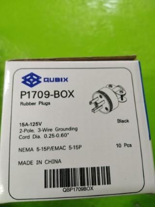 QUBIX P1709-BOX ราคา 70 บาท