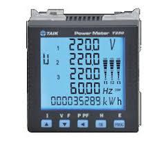 TAIK POWER METER MODEL T250 พร้อม MODUEL RS485 ราคา 4000 บาท