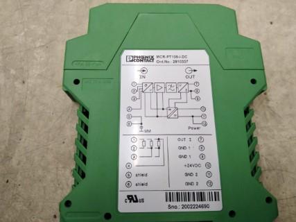 PHOENIX MCR-PT100-I-DC ราคา 21000 บาท