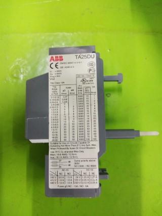 ABB TA25DU 690V 10A ราคา 800 บาท