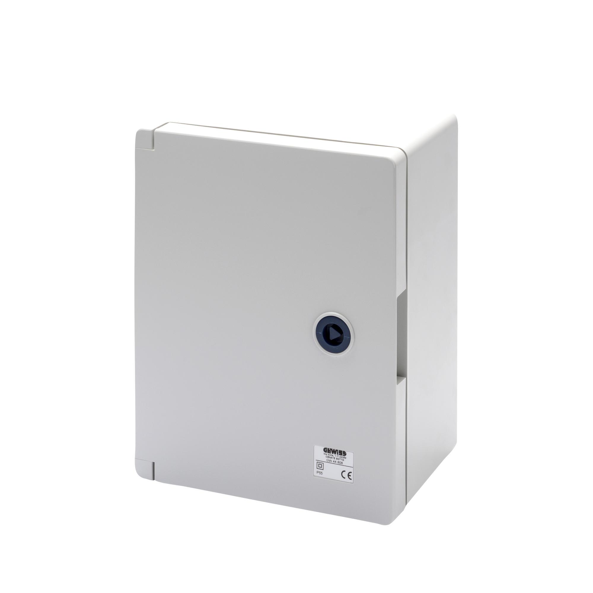 GEWISS ตู้GW44809 (300x250x135)เพลท