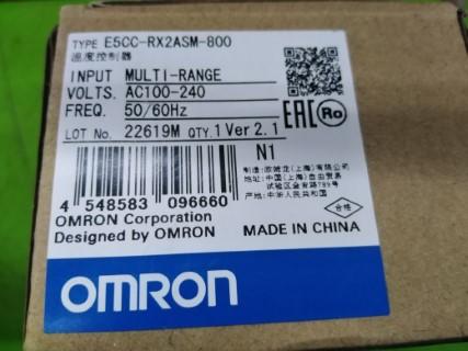 OMRON E5CC-RX2ASM-800 100-240V ราคา 2100 บาท