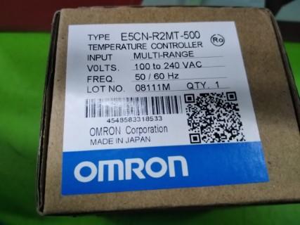 OMRON E5CN-R2MT-500 100-240V ราคา 3200 บาท