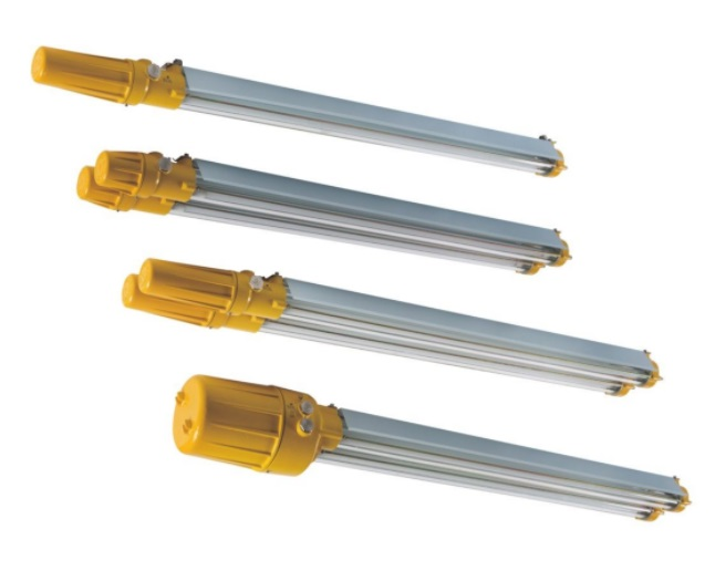 WAROM BAY51 Series Explosion-proof Light Fittings for Fluorescent Lamp