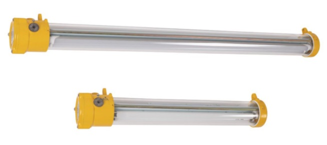WAROM BAY51-D Series Explosion-proof Light Fittings for Fluorescent Lamp