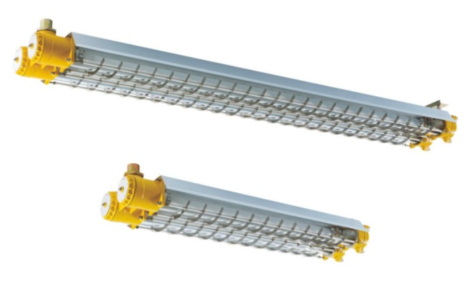 WAROM HRY52 Series Explosion-proof Light Fittings for Fluorescent Lamp
