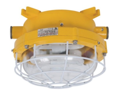 WAROM BAY-H Series Explosion-proof Annular Light Fittings for Fluorescent Lamp