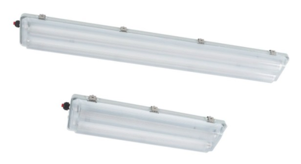 WAROM BnY81 Series Explosion-proof Light Fittings for Fluorescent Lamp