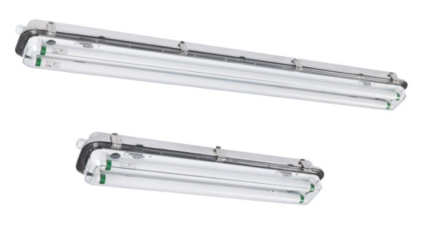 WAROM HRY51-G/C Series Explosion-proof Light Fittings for Fluorescent Lamp