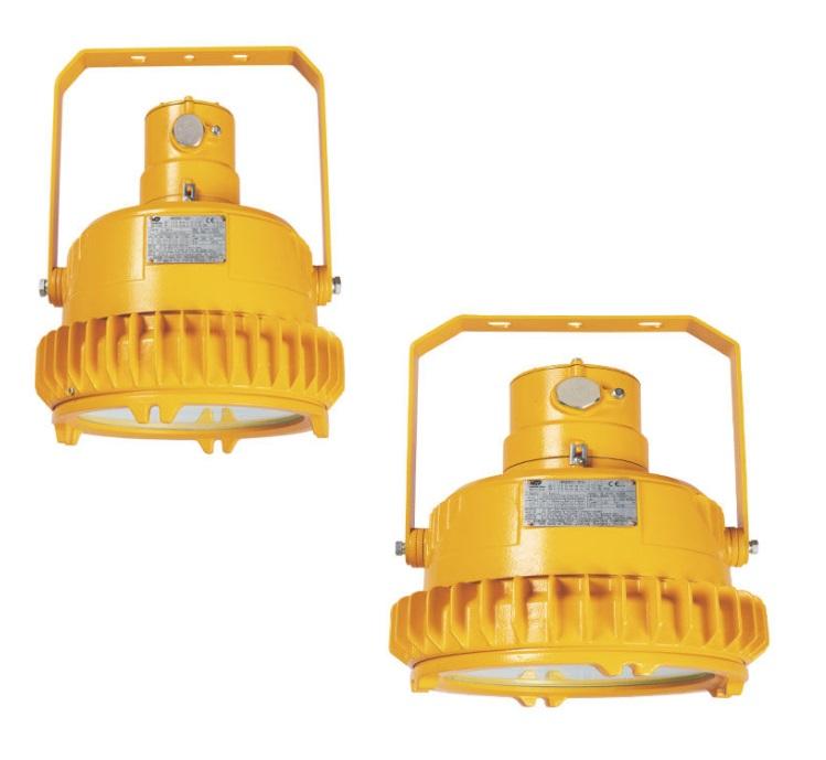 WAROM HRJ Series Explosion-proof Emergency LED Light Fittings
