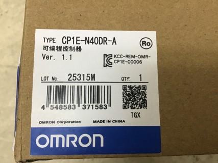 OMRON CP1E-N40DR-A ราคา 7200 บาท