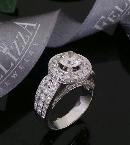 แหวนเพชรแท้เบลเยี่ยมคัท RI20536-233