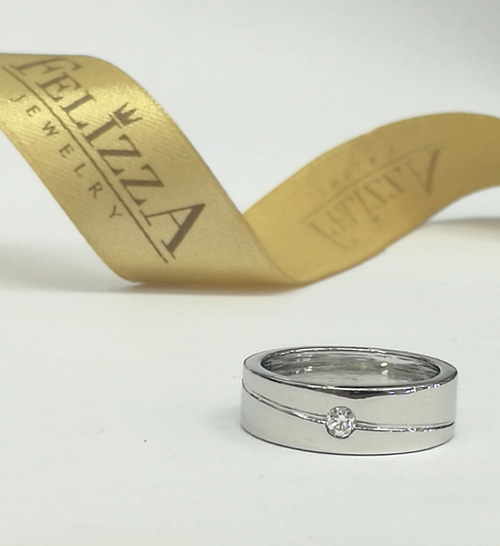 แหวนเพชรแท้เบลเยี่ยมคัต  RT20596-279