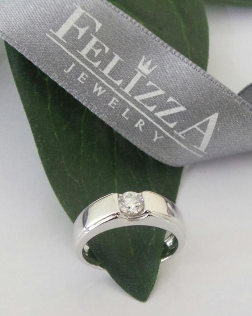 แหวนเพชรแท้เบลเยี่ยมคัท RI20572-256 1