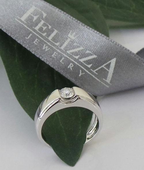 แหวนเพชรแท้เบลเยี่ยมคัท RI20572-256 2