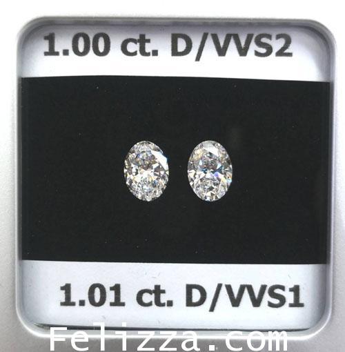 เพชรร่วงใบเซอร์ GIA (DY-0001)
