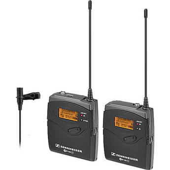 SENNHEISER EW112P-G3 Wireless Microphone