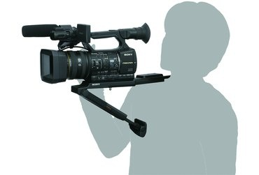 Sony VCT-SP2BP ขาตั้งกล้องวีดีโอ (แบบแบกบ่า)