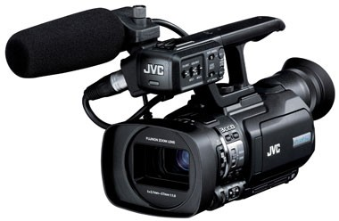 JVC GY-HM150E (Professional Camcorder)