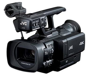 JVC GY-HMQ10 (Professional Camcorder)