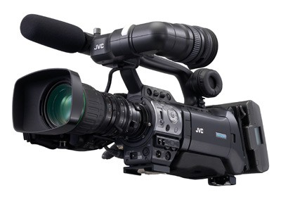 JVC GY-HM750E (Professional Camcorder)