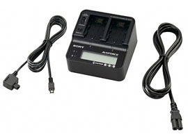 Sony AC-VQV10 (Sony Battery Charger)