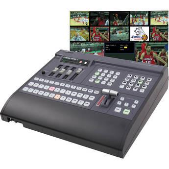Datavideo switcher รุ่น SE-600 8 Input SD Video Mixer / Switcher