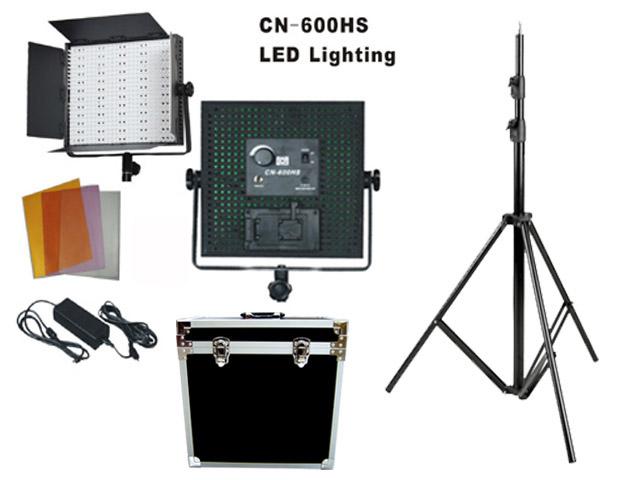 NanGuang CN-600HS + (Box+Stand)