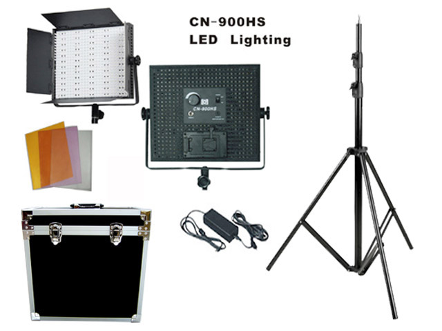 NanGuang CN-900HS + (Box+Stand)