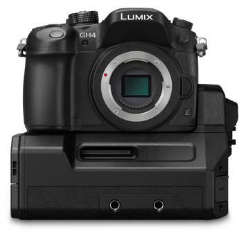 Panasonic Lumix DMC-GH4 4K Mirrorless with Interface Unit