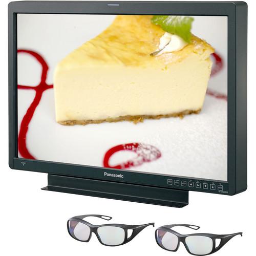 Panasonic BT-3DL2550E 25.5 inch 3D LCD Video Monitor