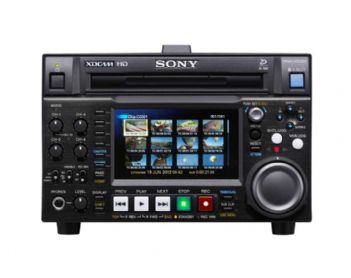 Sony PDW-HD1200 Professional Disc Recorder