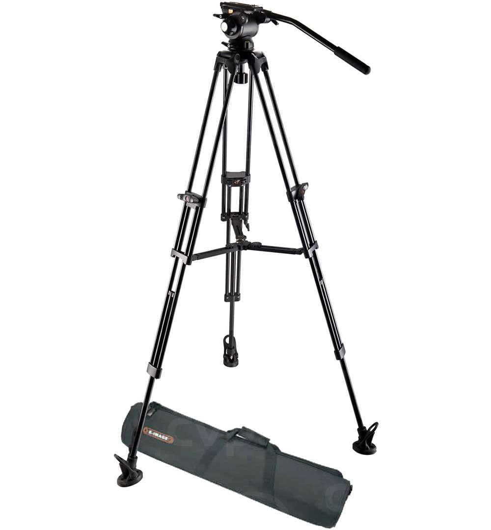 ขาตั้งกล้องวีดีโอ E-Image รุ่น EG03A2 (Tripod)