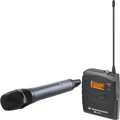 SENNHEISER EW135P-G3 Wireless Microphone Handheld