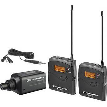 SENNHEISER EW100 ENG G3 Wireless Microphone Combo