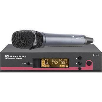 Sennheiser ew 135 G3 Wireless Handheld Microphone System