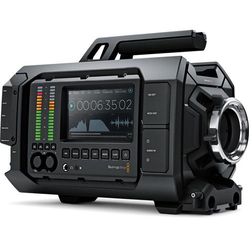 Blackmagic URSA 4.6K Cinema Camera (PL Mount)
