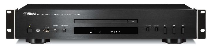 YAMAHA CD-C6000RK
