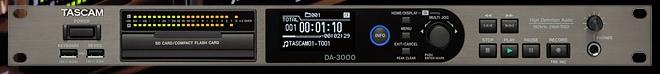 TASCAM DA-3000