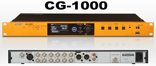 TASCAM CG-1000