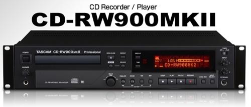 TASCAM CD-RW900 MK2